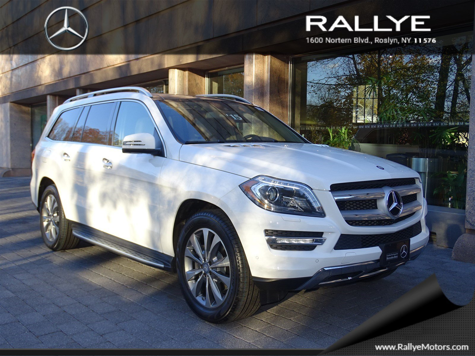 Certified pre owned 2015 mercedes benz gl gl450 suv in for 2015 mercedes benz gl450 4matic
