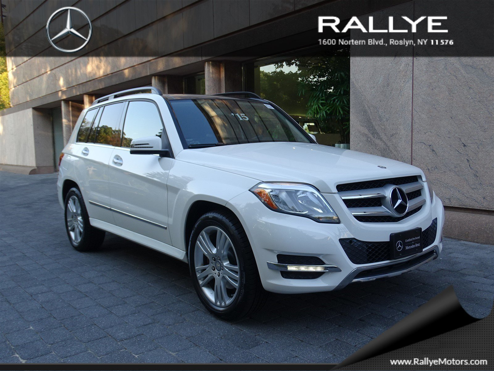 Certified pre owned 2015 mercedes benz glk glk350 suv in for Mercedes benz roslyn
