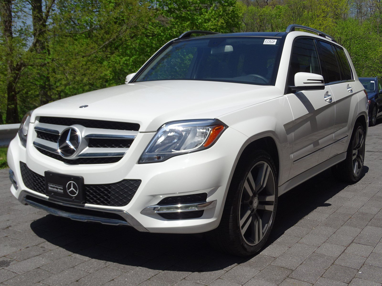 Certified pre owned 2014 mercedes benz glk glk 350 suv in for Certified mercedes benz