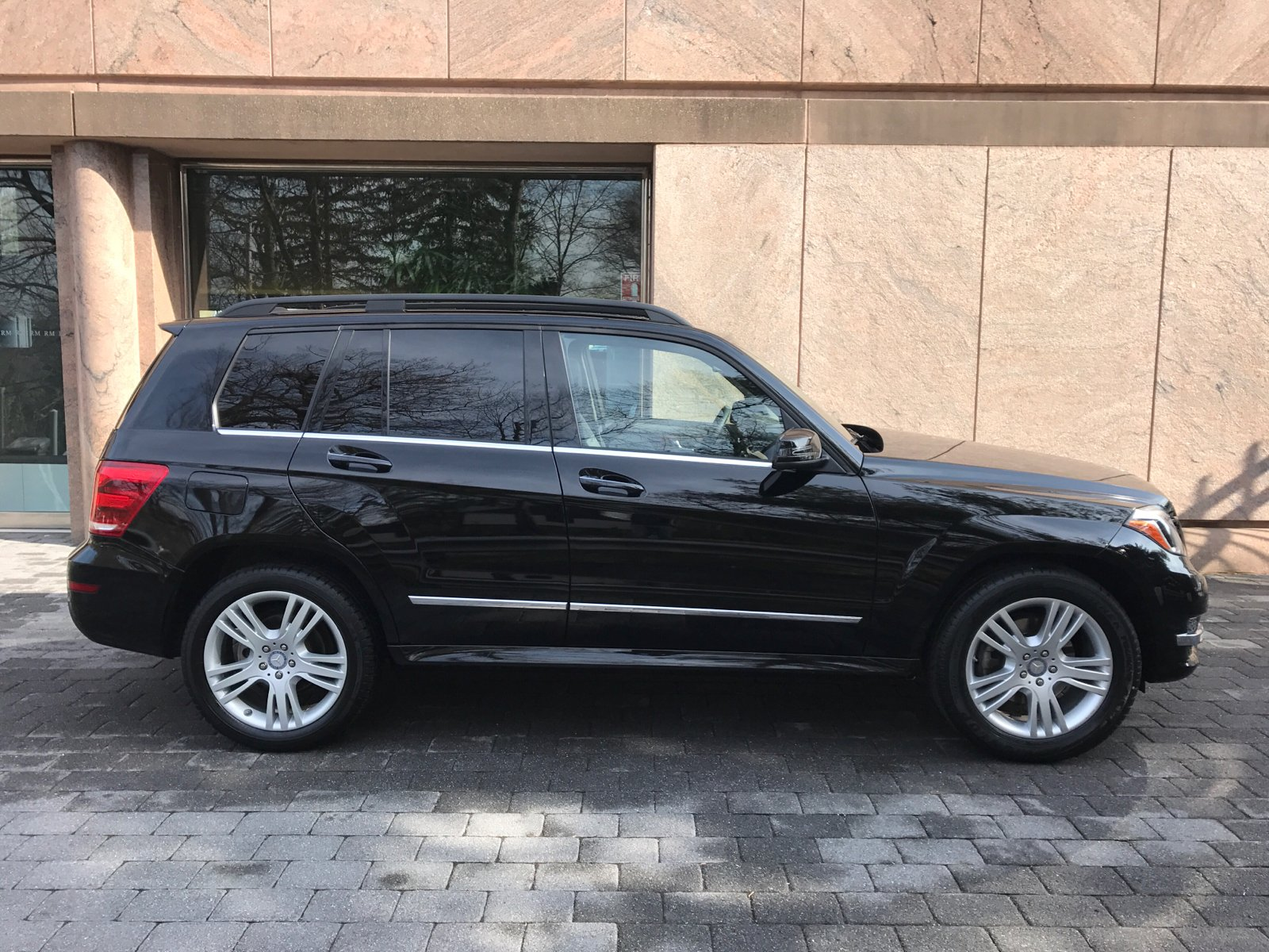 Pre owned 2015 mercedes benz glk glk 350 suv in roslyn for Mercedes benz roslyn