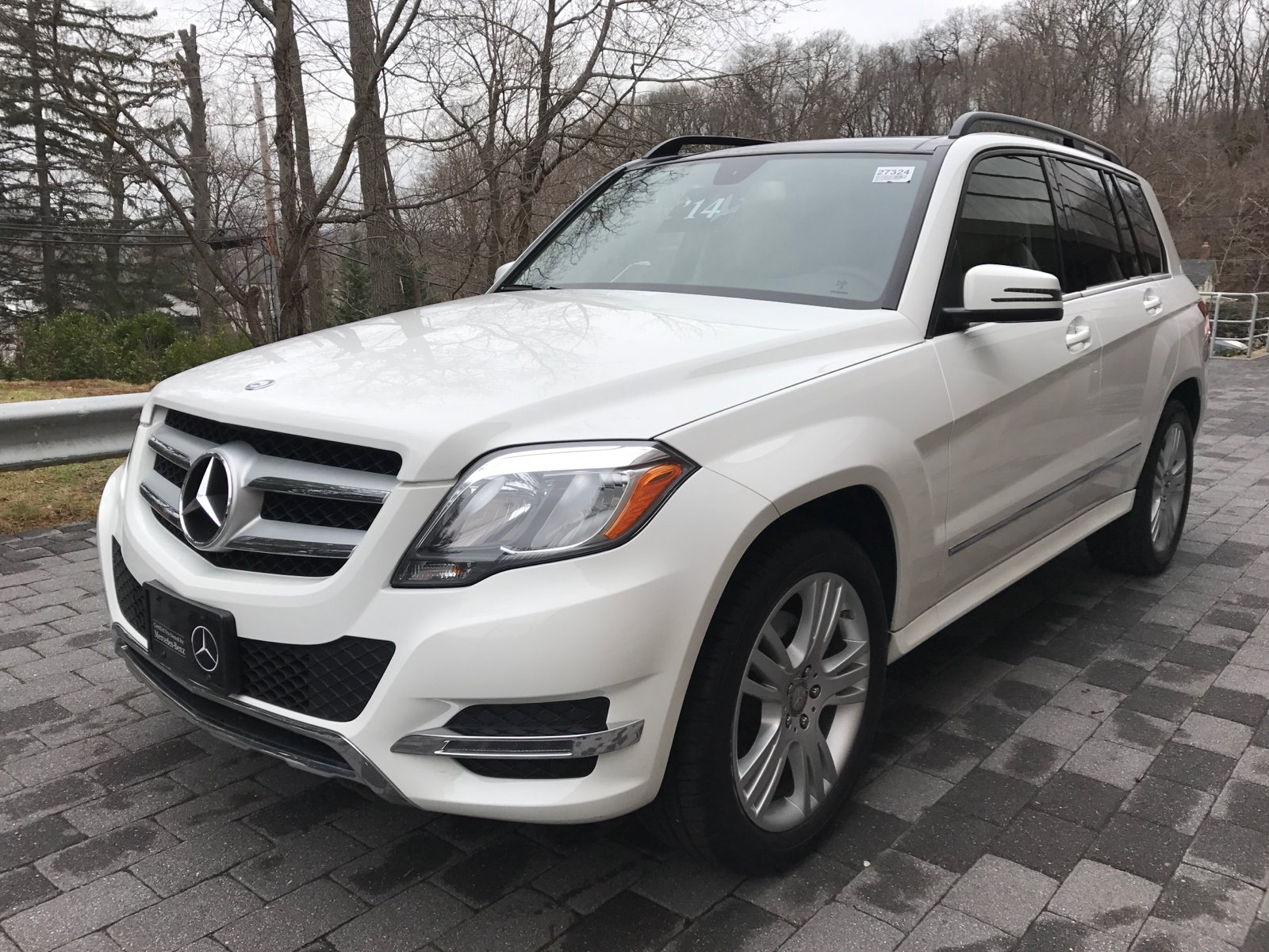 Certified pre owned 2014 mercedes benz glk glk 350 suv in for Mercedes benz roslyn