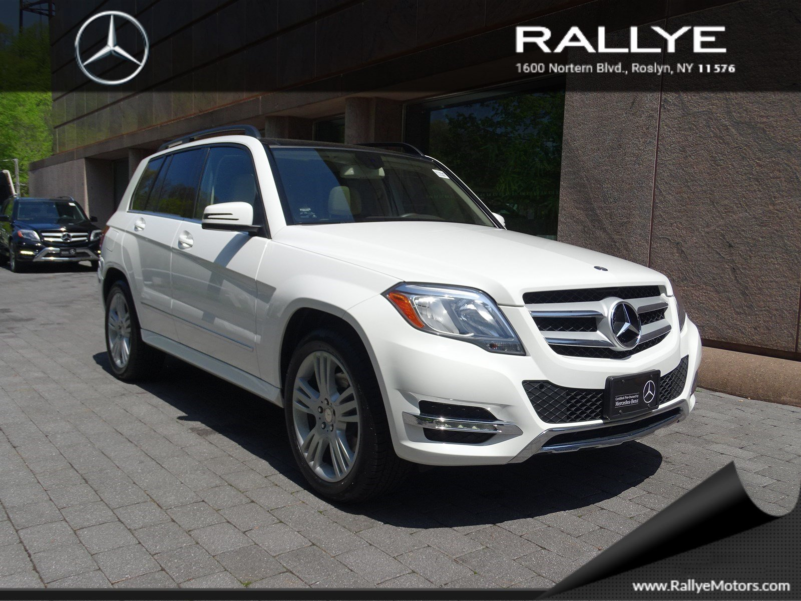 Certified pre owned 2014 mercedes benz glk glk 350 suv in for Rallye mercedes benz
