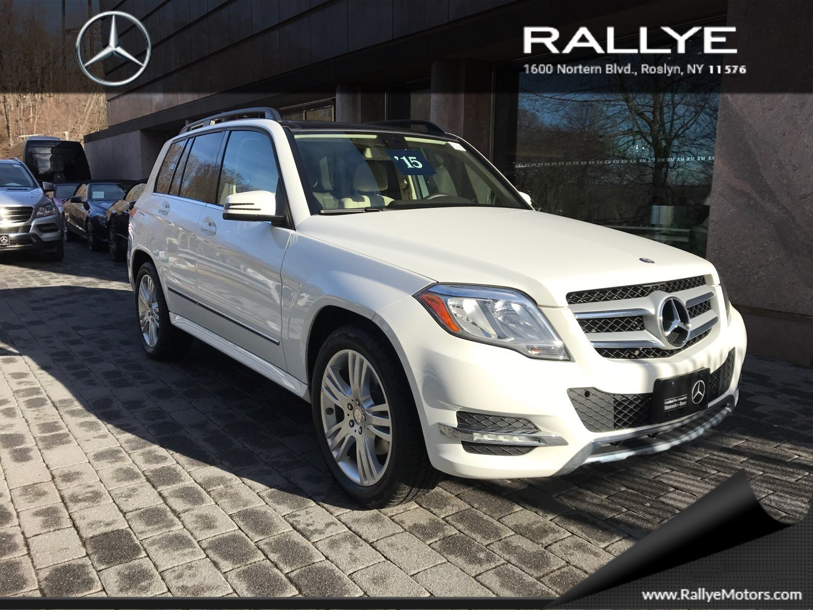 Certified pre owned 2015 mercedes benz glk glk 350 sport for Mercedes benz cpo special offers