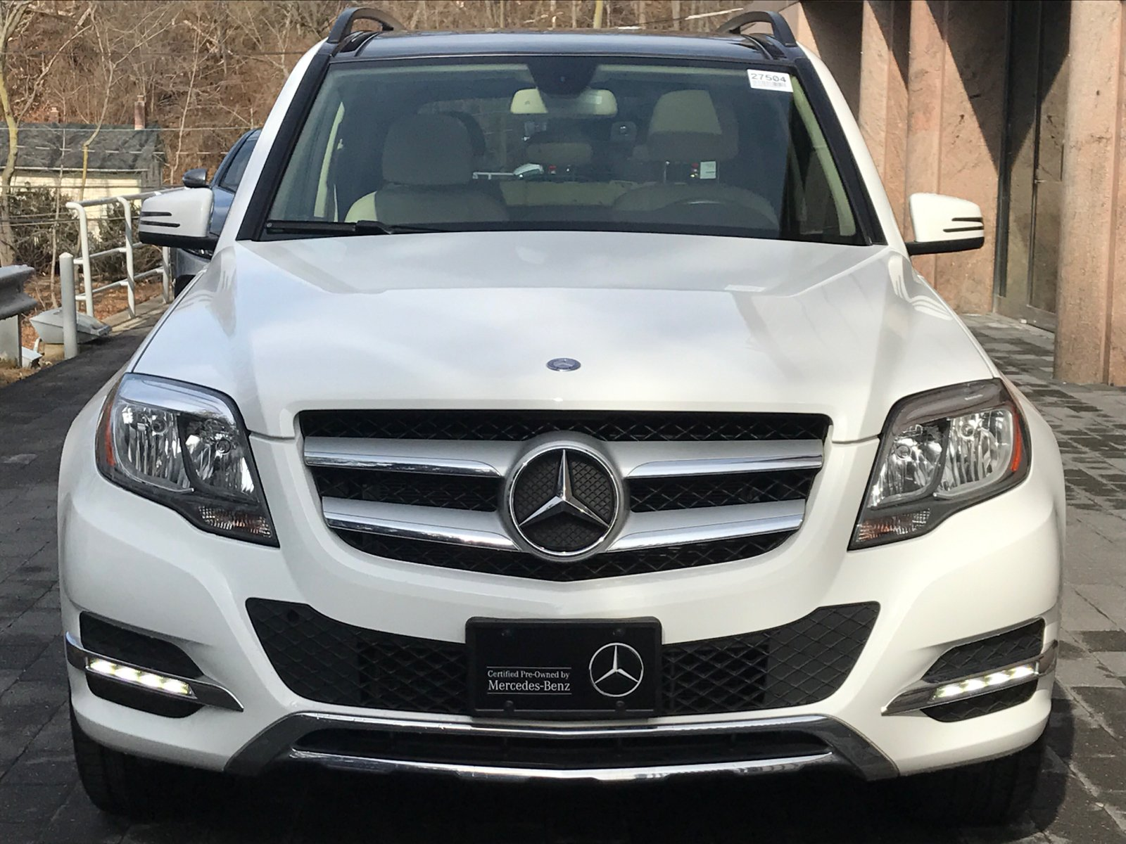 Certified Pre Owned 2015 Mercedes Benz Glk Glk 350 Sport