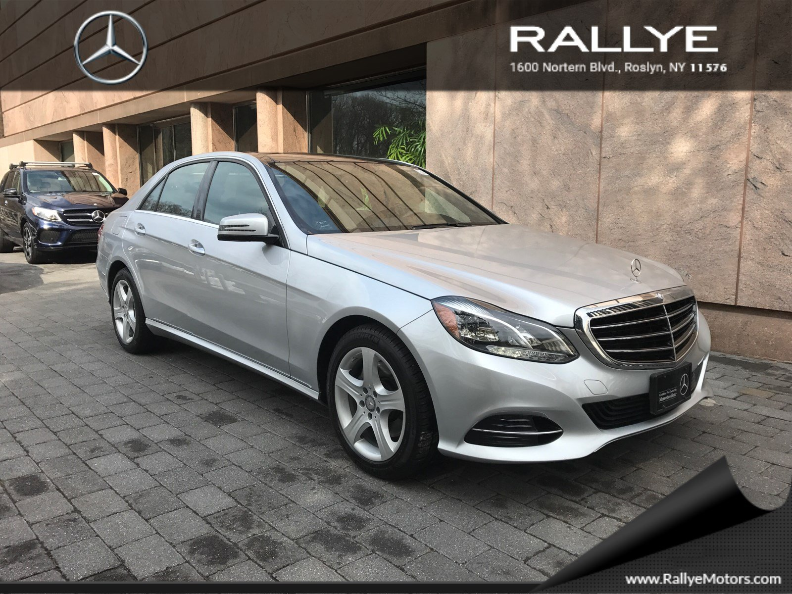 Certified pre owned 2015 mercedes benz e class e 350 sedan for Mercedes benz roslyn