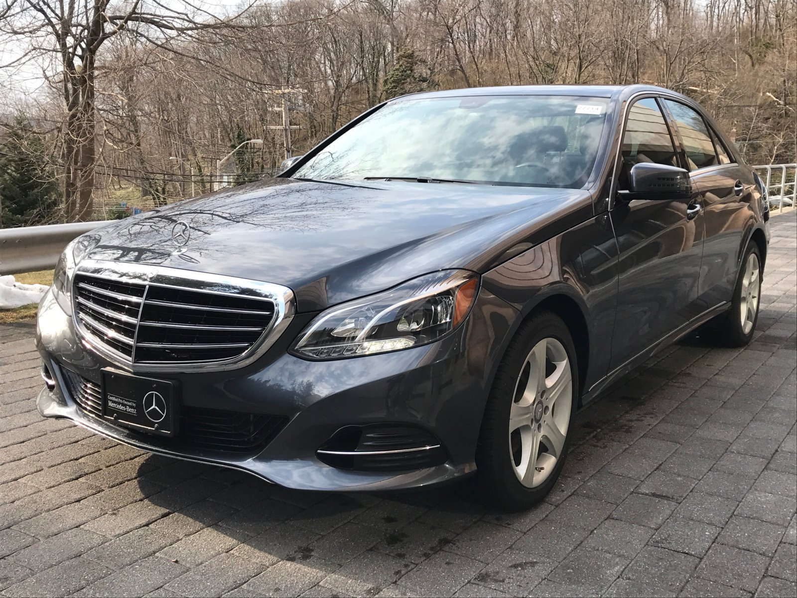 Certified pre owned 2015 mercedes benz e class e 350 for Mercedes benz roslyn
