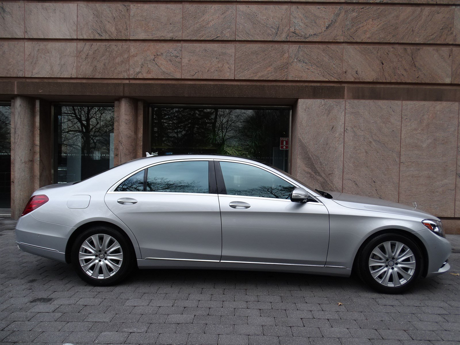 Certified pre owned 2015 mercedes benz s class s 550 sedan for Pre owned s class mercedes benz