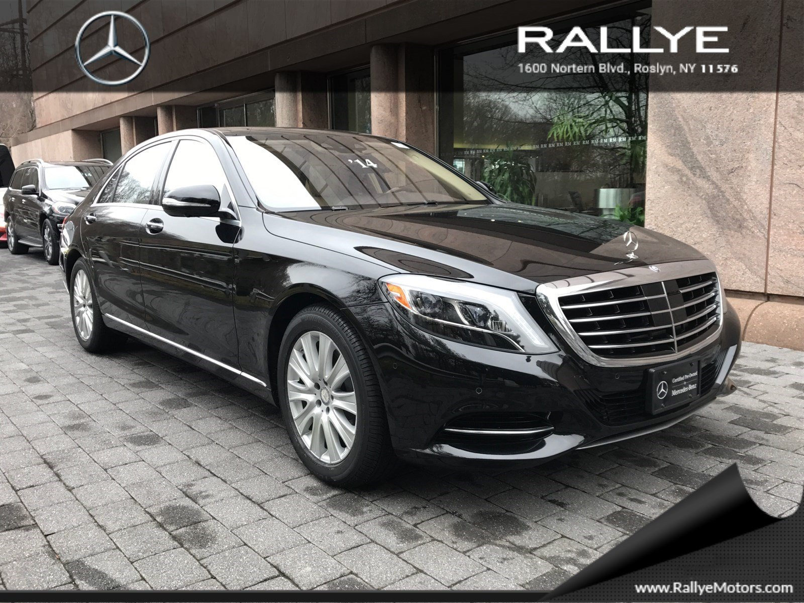 pre owned 2014 mercedes benz s class s550 4dr car in
