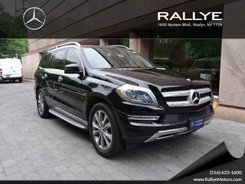 Certified pre owned 2013 mercedes benz gl class gl450 for Mercedes benz northern blvd