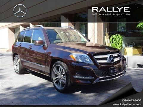 Certified pre owned 2015 mercedes benz glk glk350 sport for Mercedes benz northern blvd